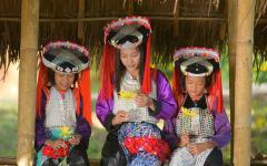 Mae Rim District, Lahu community, Thailand.