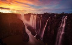 Africa_Zambia_Zimbabwe_Victoria_Falls