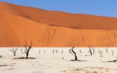 Sossusvlei in Namibia.