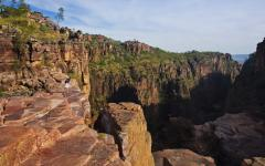 australia rocks falls kakadu national park