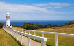 cape otway lighthouse along the great ocean road