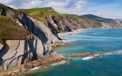Zumaia Basque Coast