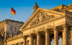 Reichstag Building, German Parliament