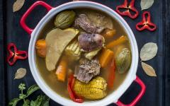 Costa Rican Beef Stew