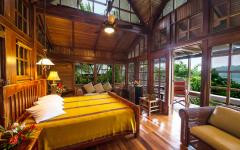 A suite with jungle views at Aguila de Osa. Photo: Courtesy of Aguila de Osa