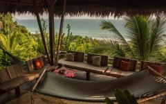 Hammock relaxation at Finca Exotica Ecolodge. Photo: Courtesy Finca Exotica Ecolodge