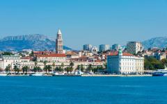 Croatia - Split Coastline