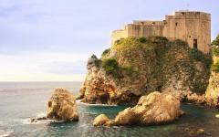 St. Lawrence Fortress, Dubrovnik