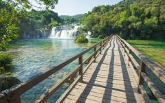 Krka National Park, Croatia.