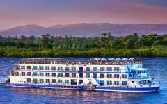 Oberoi Philae Cruise on the Nile River