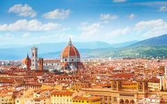 A view of Florence. Credit: Shutterstock