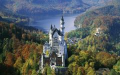 Image of Neuschwanstein Castle, Bavaria