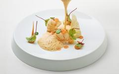 New Zealand langostino bouillabaisse, Les Deux