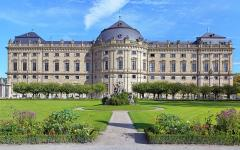 South Wing of the Wurzburg Residence, Germany