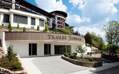 Traube Tonbach is nestled in the romantic Tonbach Valley, Baiersbronn