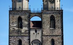 St. Marien Church in Wittenberg, Germany