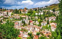 A view of Granada.