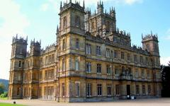 Highclere Castle. Photo by JBUK_Planet on Flickr