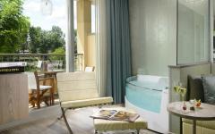 Hotel Ville sull'Arno - Il Villino SPA suite - Florence.