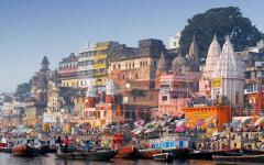 varanasi tour on the ganges river