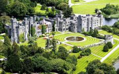 Ashford Castle - Ireland's best 5-star castle hotel