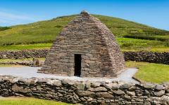 A stone hut in Dingle. Credit: Ireland Tourism Board