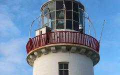 The Loop Head lighthouse. Credit: Ireland Tourism Board