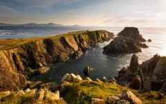 Malin Head in Ireland. Credit: Ireland Tourism Board
