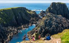 A view of Malin Head. Credit: Ireland Tourism Board