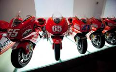 The Ducati Museum in Bologna, Italy. Photo Credit: James Gose.