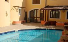 Pool at El Mosaico del Sol. Photo Credit: El Mosaico del Sol