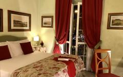 Double Room at Hotel Rosary Garden. Photo Credit: Hotel Rosary Garden