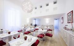 Breakfast Room at La Ciliegina Hotel. Photo Credit: La Ciliegina Hotel