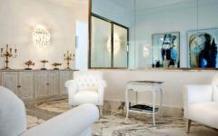Hotel Suite Lounge Area at La Ciliegina Hotel. Photo Credit: La Ciliegina Hotel