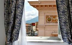 Hotel Window View at La Ciliegina Hotel. Photo Credit: La Ciliegina Hotel