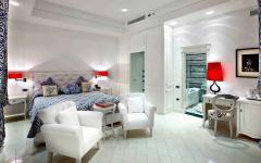 Hotel Suite at La Ciliegina Hotel. Photo Credit: La Ciliegina Hotel