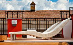 Roof-top Terrace at La Ciliegina Hotel. Photo Credit: La Ciliegina Hotel