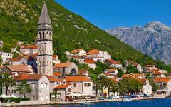 Kotor in Montenegro.