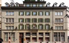 Kronenhalle Brasserie in Zurich, Switzerland. Credit: Kronenhalle Brasserie