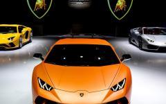 Lamborghini Museum. Photo credit: Lamborghini.com