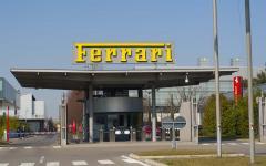 Ferrari factory. Photo credit: Paolo Sartorio / Shutterstock.com