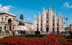 Milan Cathedral, Italy.