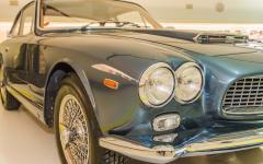 Ferrari Museum. Photo credit: John_Silver / Shutterstock.com