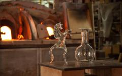 Murano glass from Venice, Italy.