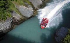 Shotover River Canyons Experience, Queenstown.