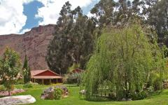 Villa Urubamba. Photo: Courtesy Villa Urubamba