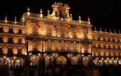 Plaza Mayor in Salamanca. Photo by Keta