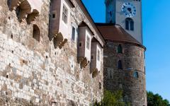 A castle in Slovenia.