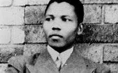 Young Nelson Mandela