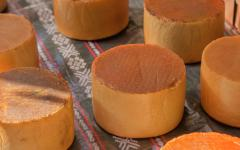 spain basque country idiazabel cheese